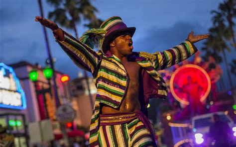 mardi gras mardi gras at universal orlando resort by the numbers