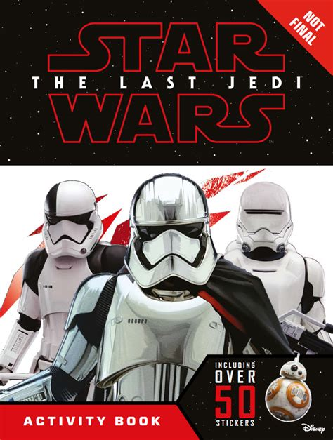 wars the last jedi ultimate sticker collection ultimate sticker collections books new wars the last jedi books and more revealed at