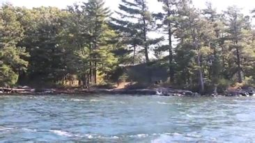 lake george private island camping vacation property
