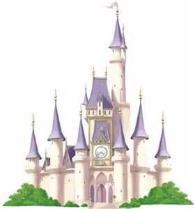Disney Princess Castle Wall Mural Disneys Princess Castle Mini Mural Wallpaper Amp Border