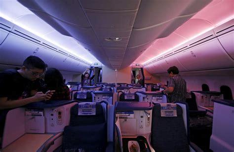 Wars Interior by Photos Look Inside All Nippon Airways Wars
