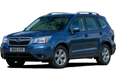 subaru suv subaru forester suv review carbuyer