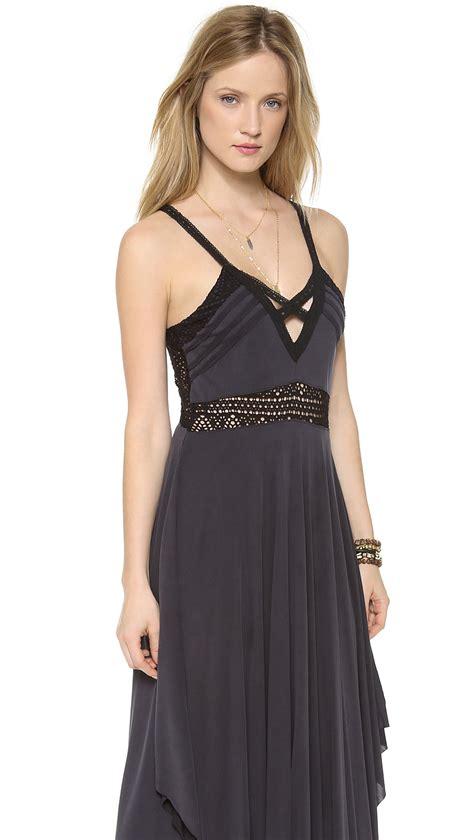 Dress Bonia free bonita back maxi dress in black lyst