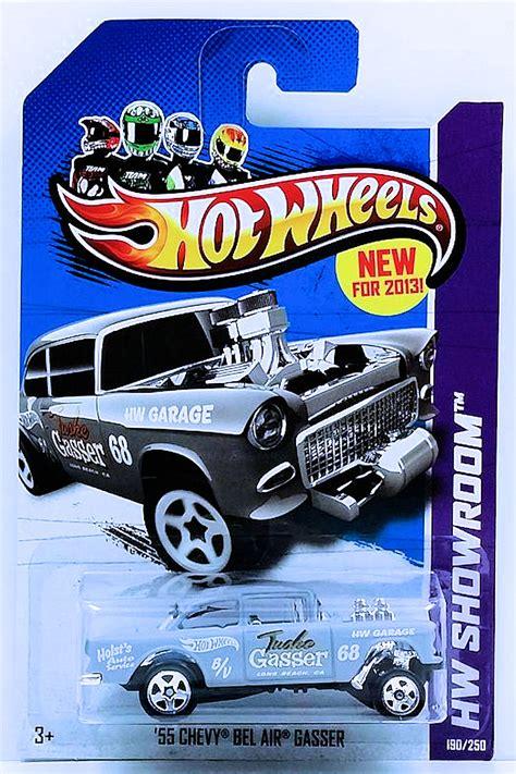 Diecast Wheels 55 Chevy Splatter Paint Series Collector 410 55 chevy bel air gasser model racing cars hobbydb