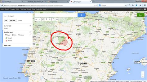 map coordinates android maps engine polygons coordinates not exact to