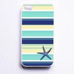Iphone 4 4s Adidas Square Stripe Hardcase nautical iphone 4 seaside stripe starfish iphone 4s on luulla