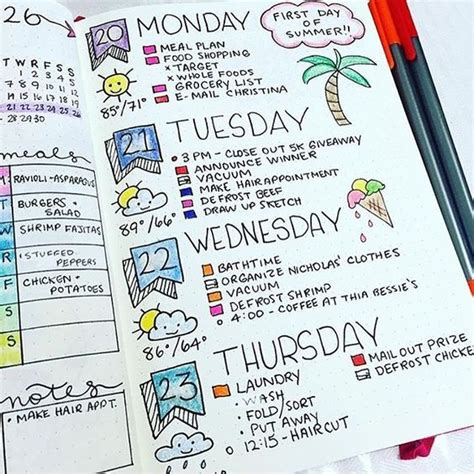 membuat jurnal harian nulis jadwal kegiatan dan jurnal harian bakalan lebih