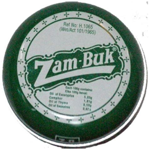 Zam Buk delights health