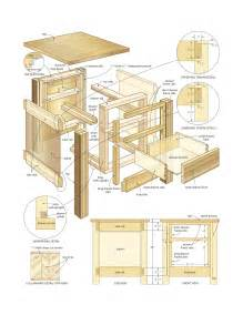 Woodworking Plans Mission End Table by Mission End Table Woodworking Plans Woodshop Plans