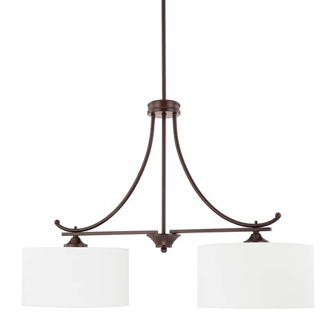 Island Pendant Lighting Fixtures 2 Light Island Pendant Capital Lighting Fixture Company