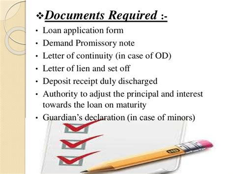 Letter To Bank For Loan Against Fd loan against fixed deposit fd 1