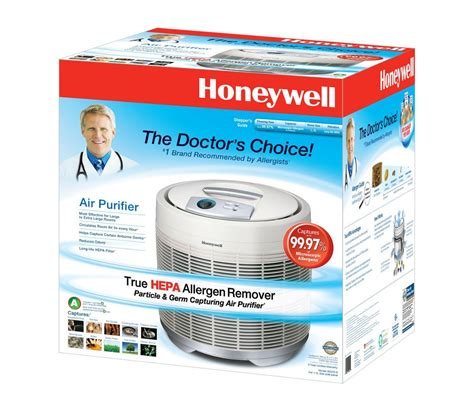 honeywell   review specs  air purifier  allergies