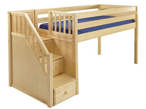 25 Best Ideas About Low Loft Beds On Pinterest Kids Beds With Storage Low Loft