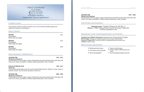 Free Resume Templates Word 2003 resume templates 316 to 321 free cv template dot org