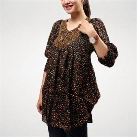 Baju Natal Batik Wanita model baju batik wanita untuk kerja model baju batik