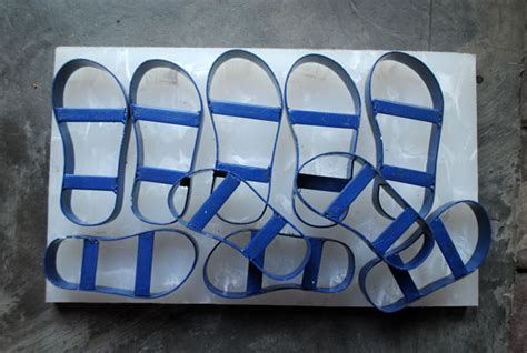 Membuat Pisau Pond membuat pisau sandal hotel barutino sandal