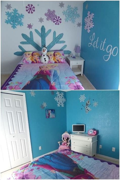 Frozen Bedroom Decor by 25 Best Ideas About Frozen Theme Room On