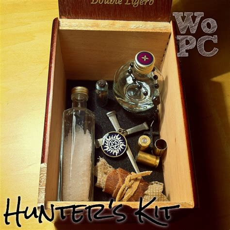 supernatural diy crafts with our powers combined supernatural s kit
