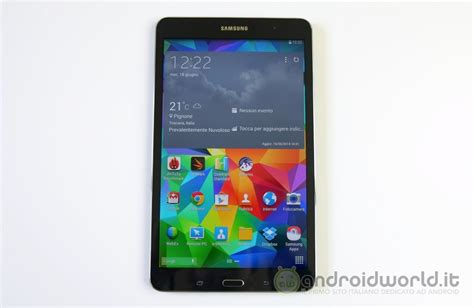 Tablet Samsung Pro 8 4 samsung galaxy tab pro 8 4 02 187 187 androidworld it