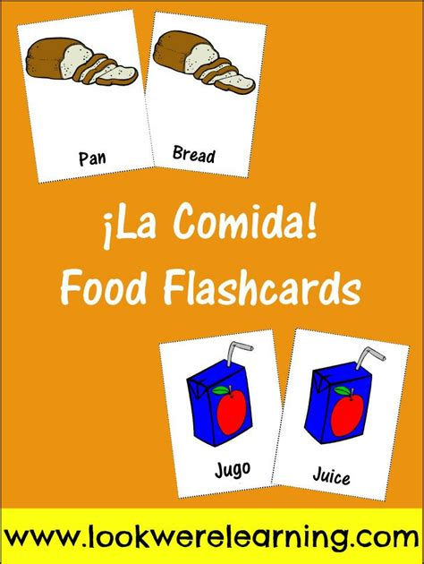 spanish english flashcards printable 24 best montessori in spanish images on pinterest