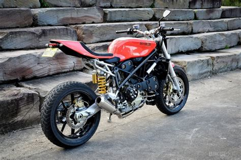 Shed X by Ducati 749 By Shed X Bike Exif