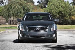 Cadillac Xts 2014 2014 Cadillac Xts Vsport Awd Test Motor Trend