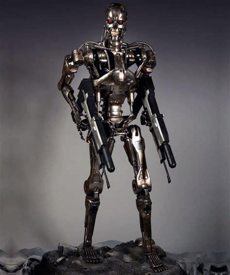 X Machina by Lifesize Terminator T 800 Endoskeleton The Green Head