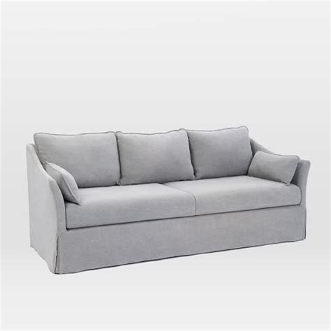 slipcovered sectional sofa sale 60 off west elm clearance sale save on furniture home