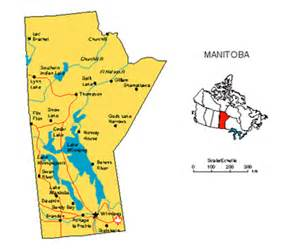 maps for design canadian provinces maps manitoba