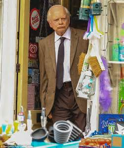 Can I Get Into Consulting Years After An Mba by Lovely Jubbly David Jason Begins Filming New Series Of
