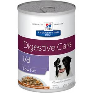hill s 174 prescription diet 174 i d 174 low fat canine rice vegetable amp chicken stew canned