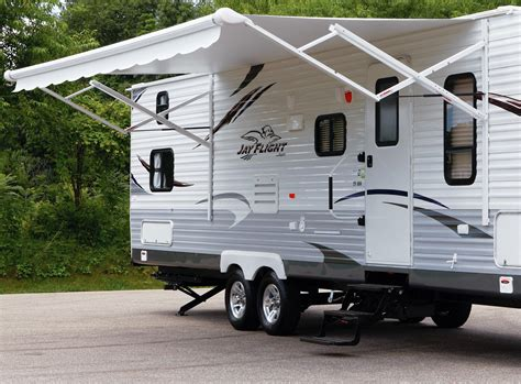 motorized rv awning choosing the best rv retractable awning rvshare com