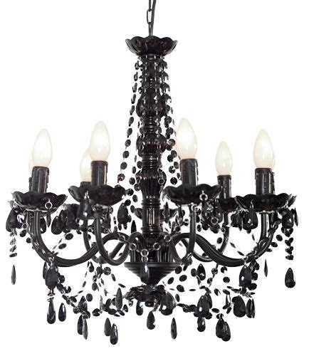 Black Chandelier Lighting by Black Chandelier