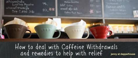 Caffeine Detox Anxiety by Health At Dapperhouse