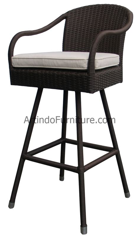 talia bar stool with swivel mechanism with wp artindo