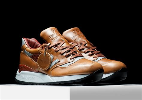 Sandal Monna Vania 998 8 Z new balance horween leather summer 2016 sneakernews