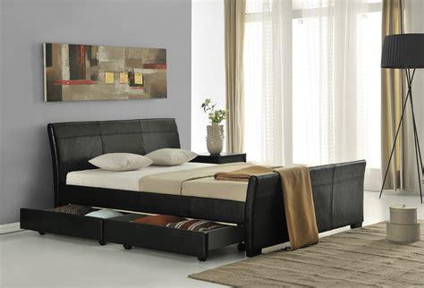 bett mit schubladen 180x200 weiß lederbett mit schubladen polsterbett bett 180x200 schwarz