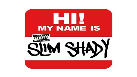 My Is eminem my name is remix