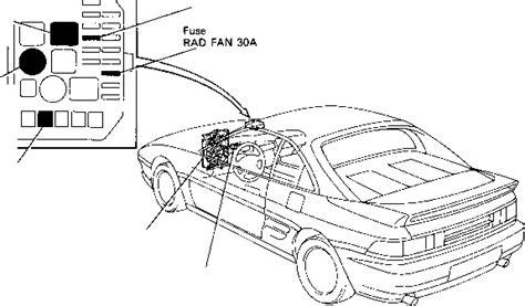 ecu wiring diagram toyota corolla blacktop info