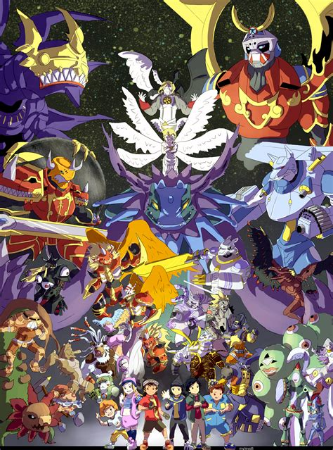 Digimon Frontier digimon frontier by takugirl on deviantart