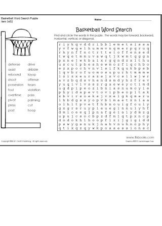 free printable word search nba players basketball terms word search puzzle