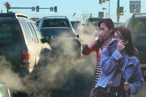 Mengenal Kendaraan Udara referensi penyakit polusi udara salah satu penyebab
