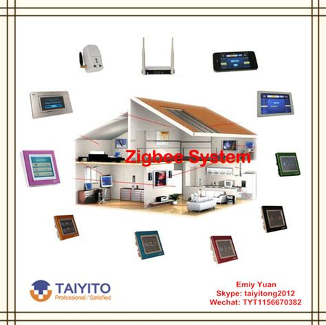 china stable wireless home automation zigbee home