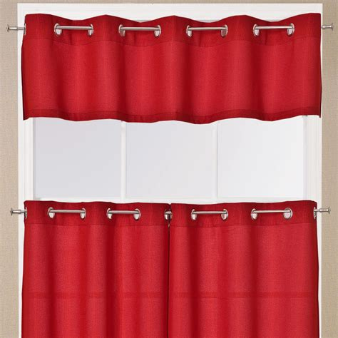 Tailored Valance Jackson Grommet Tailored Valance 58 X 12 Touch Of Class