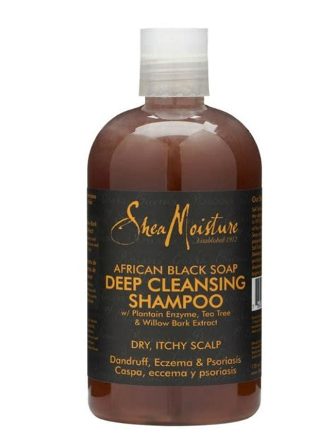 Shea Moisture Detox And Refresh Conditioner Review by Product Review Shea Moisture S Black Soap