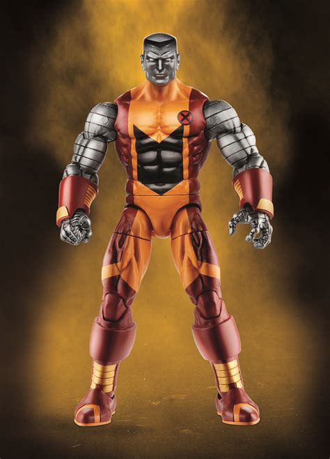 Colossus Marvel Select Toys Figure marvel select colossus is no joke actionfigures