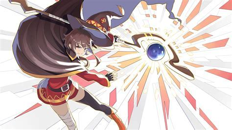 Megumin KonoSuba Anime Girl Wallpaper #23698
