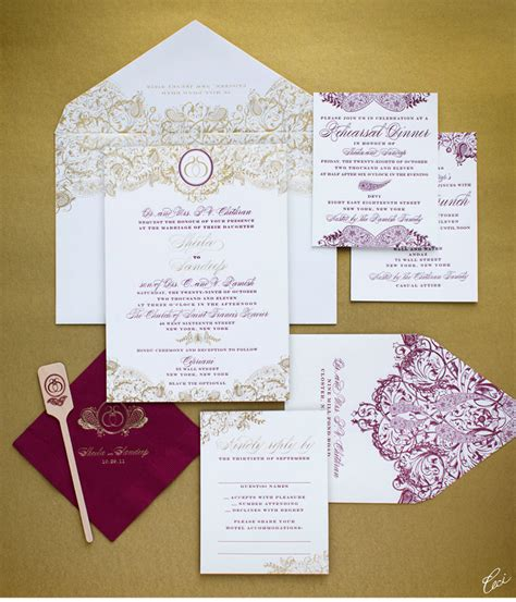indian wedding invitation printers our muse luxurious indian wedding be inspired by