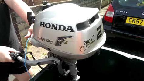 honda outboard 2hp honda 4 stroke 2hp outboard engine 2006 model