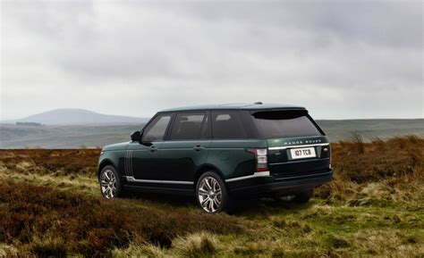 where are range rovers built this limited edition range rover comes decked out with a